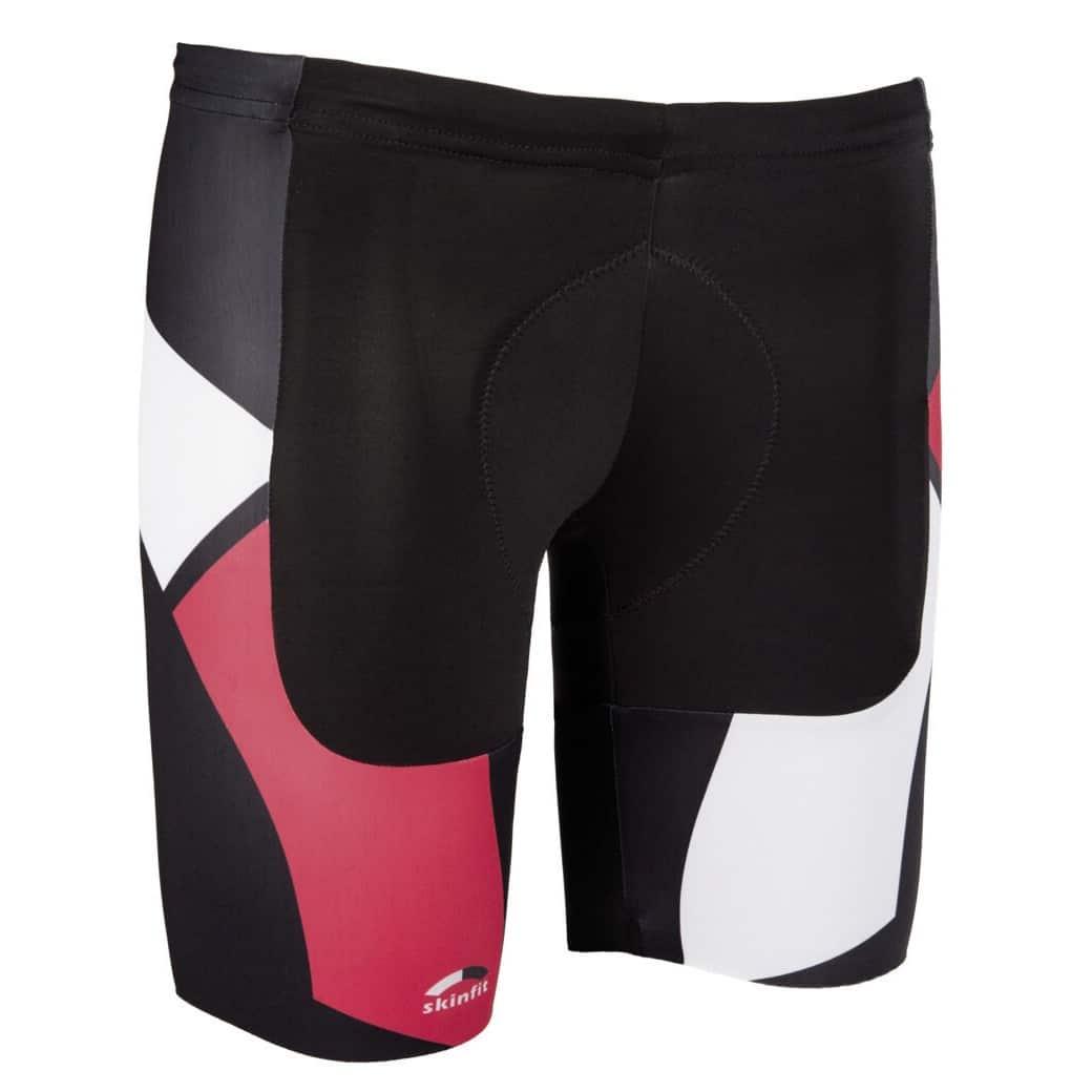 TRICOLORE tri shorts